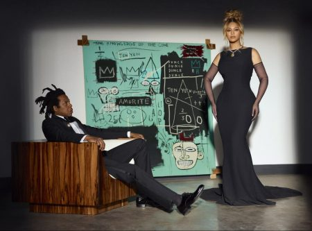 Jay Z Beyonce Basquiat Tiffany and CO