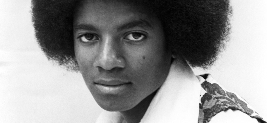 Michael Jackson B W