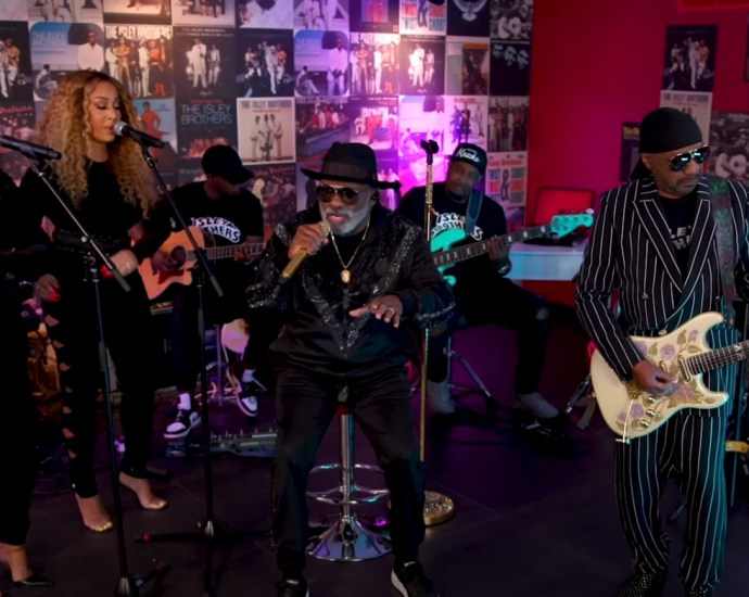 The Isley Brothers NPR