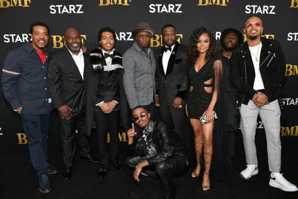Starz Network BMF Premiere