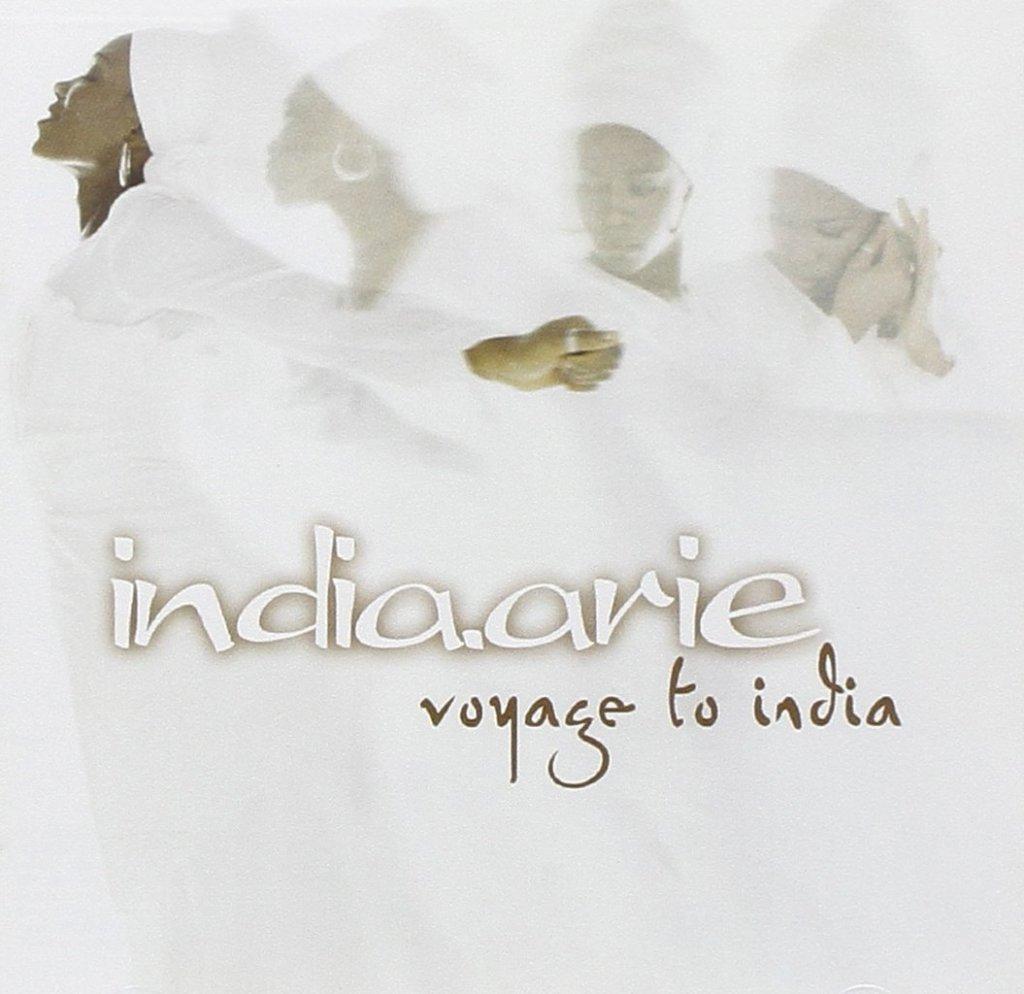 India.Arie Voyage To India