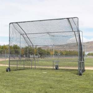 ATEC Portable Backstop Baseball Replacement Net, 3.5mm by ATEC