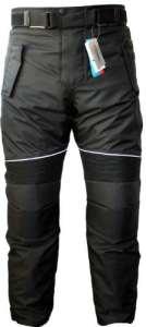 German Wear Pantalon de Moto Cordura, Noir, 54