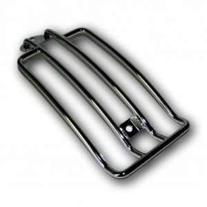 Porte-bagages chromé pour Harley-Davidson® Sportster® jusque 2003