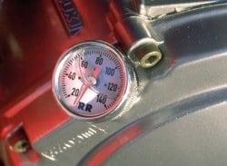 Thermomètre de température d'huile HONDA CBR1000RR ans 08–11
