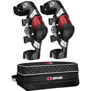 AXIS-P-LP – EVS Axis Pro Knee Braces L Aluminium Carbon