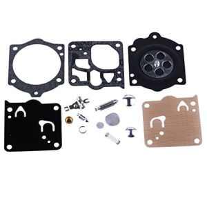 HIPA K10-WJ Kit Joints de Réparation pour les Séries de Carburateurs WJ Walbro WJ-21 WJ-39 WJ-105