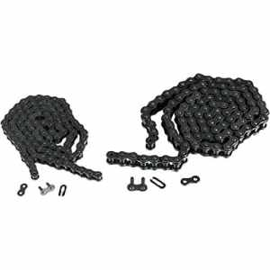 Motorcycle chain 428 (standard) clip connecting… – Parts unlimited-chain T4283