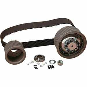 8mm belt drives with quiet clutch system – evo-76… – Belt drives ltd. 23021263