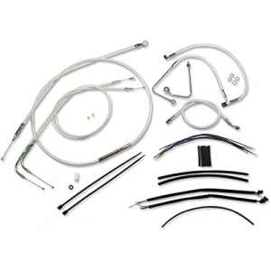 Control cable kit touring sterling chromite® ii nature – 38… – Magnum 06100922