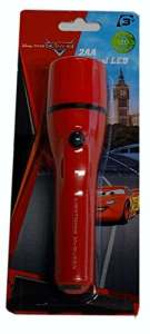 Disney Cars LED lampe de poche