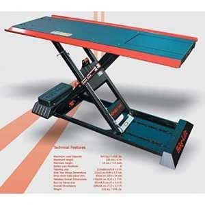 Electro-hydraulic lift 500 gate hc / black/red – sg-500-003 – Bike lift 41100147