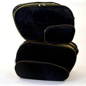 Mallette de moto de poches intérieures pour BMW R850 R, R850 RT, R1100 R, R1100 RS, R1100 RT, R1100 S, R1100 GS, R1150 R, R1150 RS, R1150 RT, R1150 GS, K1200 RS, K1200 GT, — # NEW EDITION # —