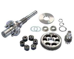 POLINI transmission secondaire 14/48pour Vespa ET250(IE), ET450, LX 50, LXV 50