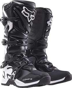 Fox Comp 5Bottes de motocross Noir 45