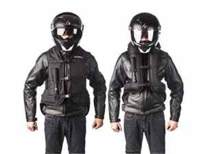 helite airnest airbag Gilet Taille XL