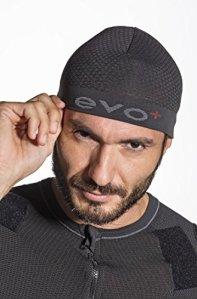 sceblack Calotte Sous-casque Evo + noire taille unique