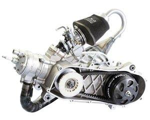 Course Moteur POLINI Evolution p.r.e. 100ccm 50mm pour Piaggio Zip SP, Zip 2SP avec frein à disque
