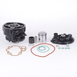 Kit cylindre DR KT00098 50cc LC, Kit Minarelli AM6 50cc GG avec culasse