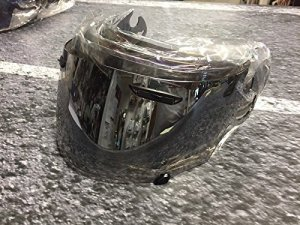 Visière ARAI RX 7Corsair, Chaser, Condor, Corsair iridium Miroir Argent