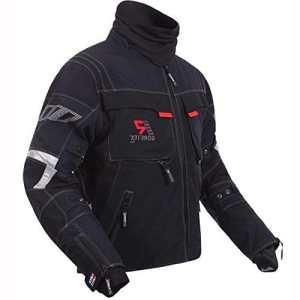 Rukka armaxis veste de moto noir
