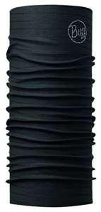 BUFF Foulard chic Stripes multifonction Noir, Polyester, Taille unique