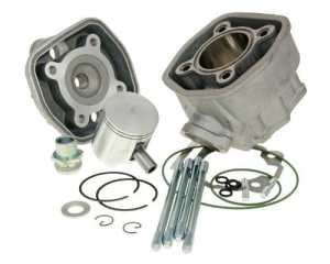 Kit cylindre AIRSAL 70 cc Sport Gris fonte