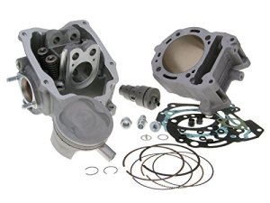Kit cylindre MALOSSI Power Cam 218 ccm pour Piaggio Leader (carburateur)