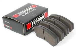 Plaquettes de frein FERODO DS 3000 FRP3024R