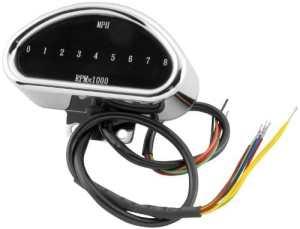 BIKERS CHOICE DIGITAL SPEEDOMETER/TACHOMETER HD 94-10 by Biker's Choice