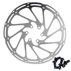 Dairyshop 180mm 6boulons inoxydable disque de frein Rotors Route de montagne Vélo Cyclisme VTT