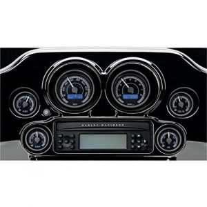 Gauge kit mvx-8k series black gray – mvx-8604-kg-k – Dakota digital 22120437