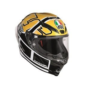 Casque de moto AGV Corsa-r Rossi Goodwood