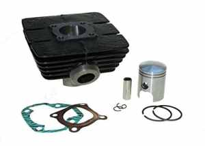 Cylindre Kit 50ccm AC/refroidi parissement à l' air pour Yamaha DT50, DT 50mM, DT 50mxMX, DT 50R, RD50, RD 50mM, RD 50mxMX, TY50M
