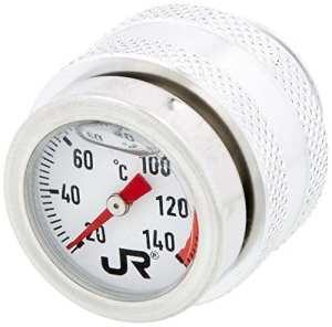 Customaccess TE0002J Bouchon Thermomètre d'Huile pour Kawasaki VN 900 Classic (VN900B) 06′-15′, VN 900 Custom (VN900C) 07′-15′