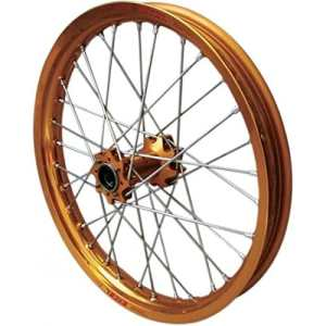 Front wheel 21×3.5 dual-disc 40-spoke chrome – 0… – Drag specialties 02030384