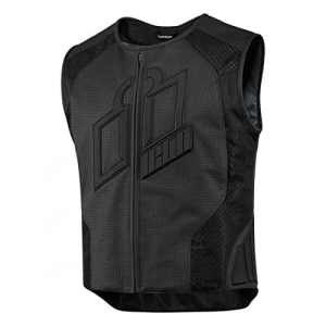 Protection vest hypersport prime? black x-large – 2830-0380 – Icon 28300380