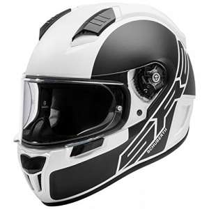 Casque de moto blanc de Traction de Sr2 de 2017 Schuberth