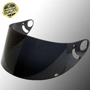 Visière–Shark–RS2RSR RSR2–RSR 2V–RSR2carbone–RSX VZ32fume foncé Noir Taille XXS XS S M L XL XXL