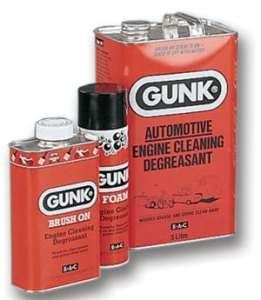 Gunk Degreaser 1 Litre Tin