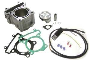 Athena P400485100034 Cylindre Kit, Dia 63