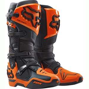 Fox Bottes de motocross Instinct Orange Taille 47