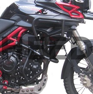 Pare carters HEED Triumph Tiger 800 / XC / XR (11-15)