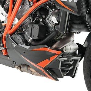 Sabot moteur Puig KTM 1290 Super Duke/R 14-18 noir mat