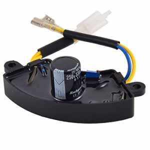 sourcingmap® Générateur automatique tension moto redresseur régulateur Essence AVR 330uF 250V