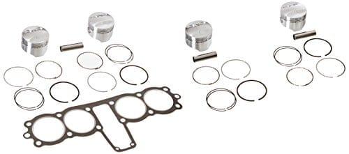 Wiseco (K1123) 72.0mm Perle australienne: 1le taux de compression 4temps pour moto Top End kit de piston