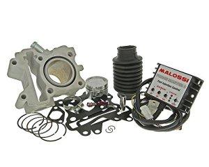 Type de roue–Yamaha Giggle 504vitesses Kit Malossi 70cc: SA35