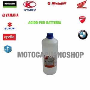 1Litre acide batterie Yuasa CBTX9-BS CBTX9BS YTX5L-BS moto guzzi BMW Ducati Aprilia KTM