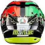 agv Casque Moto édition limitée, lannone Mugello 2016, Taille ML