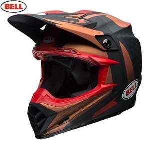 Bell casques Moto-9Flex, Vice Noir/cuivre, taille S